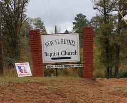 New El Bethel Cemetery