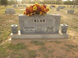Ethel Jean <i>Hickman</i> Blue