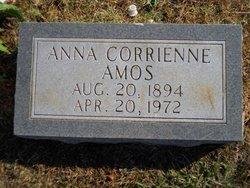 Anna Corrienna <i>Stockard</i> Amos