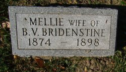 Mary Ellen Mellie <i>Jones</i> Bridenstine