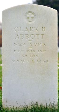Clark H Abbott