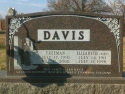 Martha Elizabeth <i>Bird</i> Davis