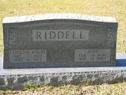John Riddell