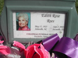 Edith Rose Rees