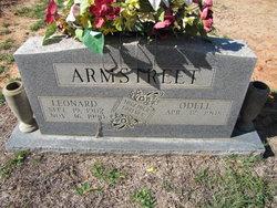 Leonard Armstreet