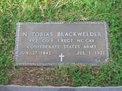 Nelson Tobias Blackwelder