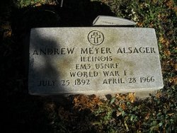 Andrew Meier Alsager