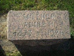 Anna Helene <i>Johnson</i> Anderson