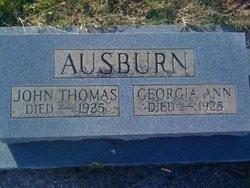 Georgia Ann <i>Vaughn</i> Ausburn