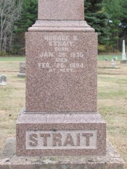 Horace Burton Strait
