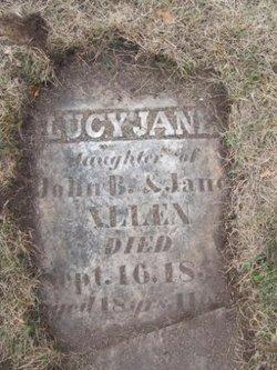 Lucy Jane Allen