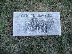 Chacy Carolyn Carolyn <i>Hawkins</i> Gantt
