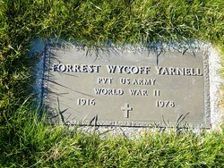 Forrest Wyckoff Yarnell