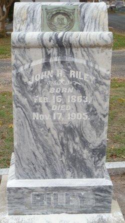 John H. Riley