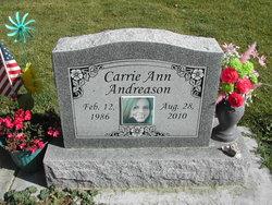 Carrie Ann Andreason