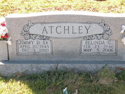 Belinda Gail <i>Adams</i> Atchley