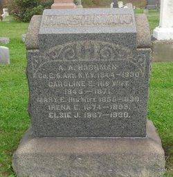 Mary E. <i>Murphy</i> Hashman