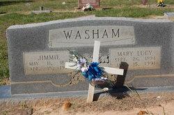 Jimmie Wood Washam