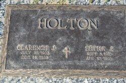 Clarence Jester CJ Holton, I