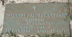 Charles Moore Sebastian