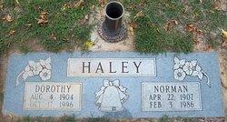 Dorothy Virginia <i>Key</i> Haley