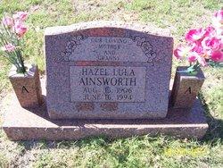 Hazel Lula <i>Ashcraft</i> Ainsworth