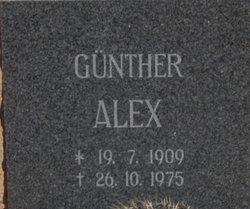 G�nther E E Alex