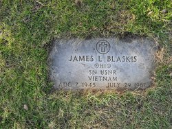 SMN James Lawrence Blaskis
