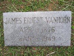 James Ernest Van Horn, Sr