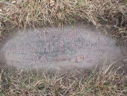 Caroline Louise <i>Dubbe</i> Becker