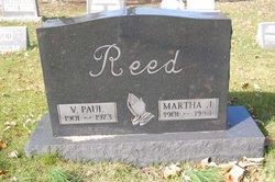 Martha Jane <i>Calderwood</i> Reed