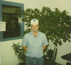 Billy Gerald Bill Cross