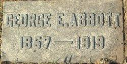George E Abbott