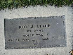 Roy J Clyde