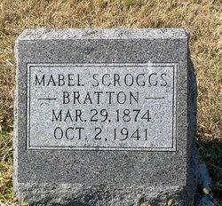 Mabel Louise <i>Scroggs</i> Bratton