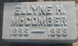 Ellyne <i>Haskell</i> McComber