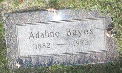 Adaline <i>Balser</i> Bayes