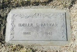 Edna Idelle <i>Sinnamon</i> Balzar