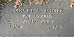 Pvt Harvey L Jones