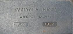 Evelyn Violet <i>Sommers</i> Jones