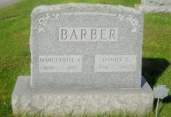 Marguerite Anna <i>McGovern</i> Barber