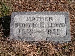 Georgia Esther Georgie <i>Swezy</i> Lloyd