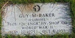 Guy M Baker