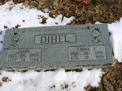 Emma I <i>Anderson</i> Dihel