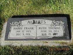 Ruth <i>Thomas</i> Alberts
