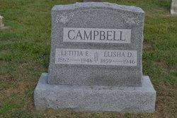 Letitia E. Campbell