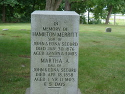 Martha A Secord