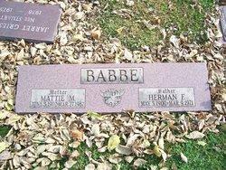 Herman F Babbe