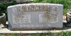 Charlie Belicek, Jr