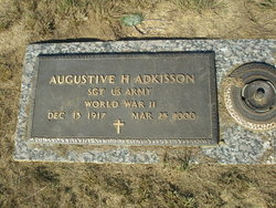 Augustive Henry Adkisson